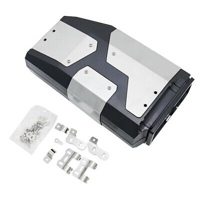 4.2L Durable Motorcycle Repair Tool Box For BMW R1200GS ADV Left Side U4C8 • 47.59£