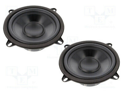 Car Loudspeakers Woofer 130mm 100W 65-8000Hz 2 Loudspeakers[1 Set] • 32.85£
