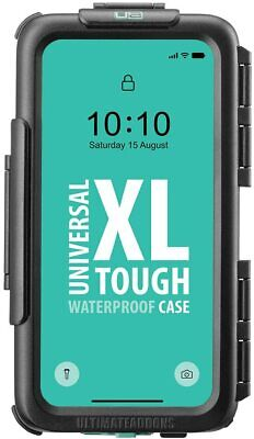 Ultimate Addons Universal XL Tough WP Motorcycle Phone Case • 37£