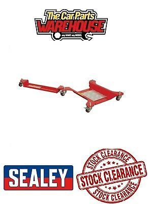 SEALEY MS063A Motorcycle Dolly Rear Wheel - Side Stand Type CLEARANCE • 129.95£