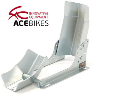Acebikes Motorcycle Stands Radhalter Steadystand Fixed Scooter 10-13 Inch Rocker • 65.34£