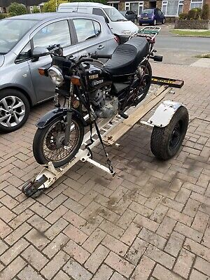 Single Motorcycle Trailer • 160£