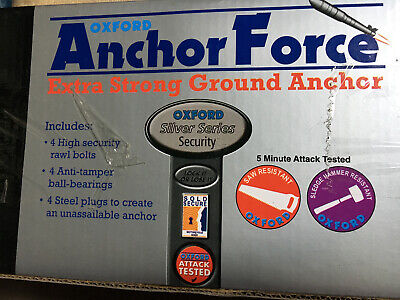 Oxford Anchor Force • 22£