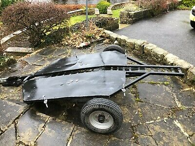 Scooter / Motorcycle Trailer Carrier Transporter • 160£