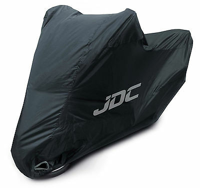 JDC Waterproof Motorcycle Cover Breathable Heavy Duty - ULTIMATE RAIN - Large  L • 44.99£
