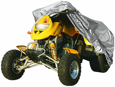 ATV Quad Bike COVER Water Resistant Dust PROTECTOR By Qtech - LARGE • 10.95£