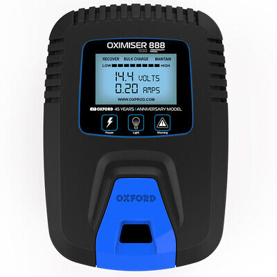 Genuine Oxford Oximiser 888 Trickle Battery Charger Anniversary Edition 12V  • 27.76£