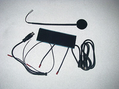Complete New Headset Kit For Honda Goldwing Motorcycle Intercom • 62£