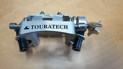 Touratech Lockable Mount With Keys For Zumo 550 • 100£