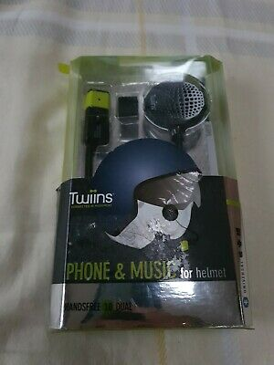 Twiins Phone And Music For Helmet • 35£