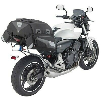 Givi XS305 Xstream Expandable Tail Bag 60L - Motorcycle Bag Seat Touring • 110£