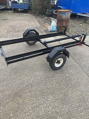 Dave Cooper Twin Motorcycle Trailer • 350£