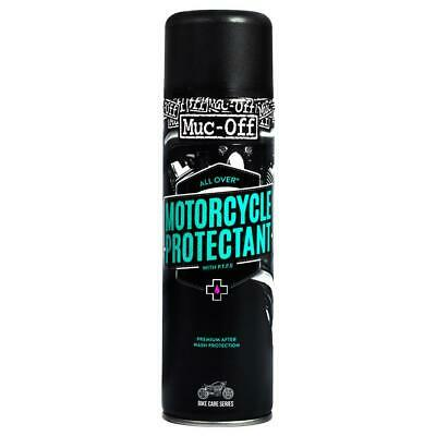 Muc-Off Motorcycle Protectant Motorbike Protector Scooter Preserver 500ml • 9.99£