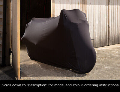 Richbrook Super Soft Indoor Motorcycle Bike Cover - Harley Davidson All Models • 40£