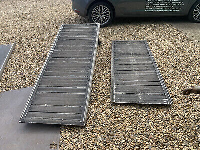 Choice Of Loading Ramps Alloy Or Steel  • 125£