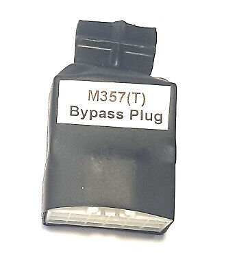 Meta Motorcycle Bypass Plug For The M357 Or M357T • 25£