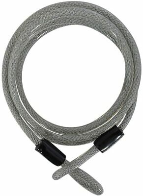 Oxford Loop Cable Lock All Weather / Marine Grade 2 Meters X 12mm Security Cable • 10.99£
