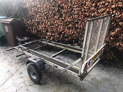 Motorcycle Trailer • 600£