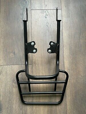 Triumph Bonneville T100 2017 Rear Rack And Luggage Holder. Used. • 50£