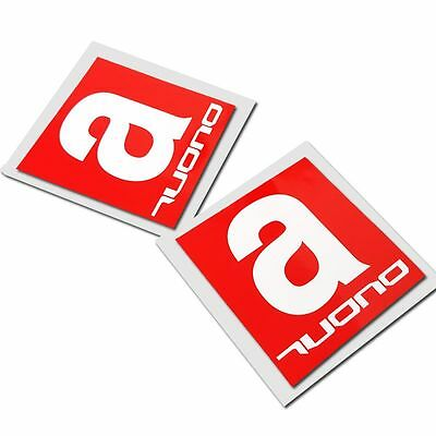 Aprilia Tuono `A` Custom  Graphics  Decals  Stickers Motorcycle X 2 Pieces MED • 4.69£