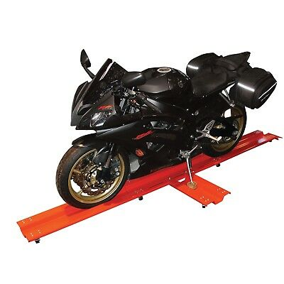 Motorcycle Bike Mover (Side Stand Type) Showroom Workshop Garage Show • 119.99£