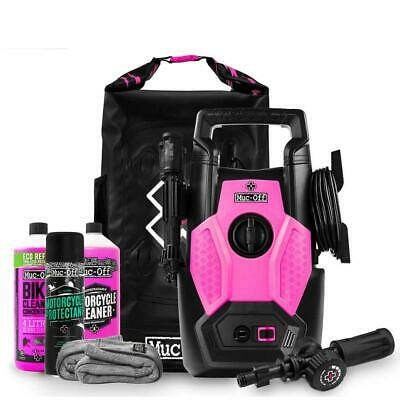 Muc-Off Pressure Washer Bundle For Motorcycle Bike Cycle  • 139.99£