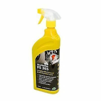 1L Scottoiler FS365 Anti Corrosion Spray Motorcycle Protects Against Salt • 13.99£