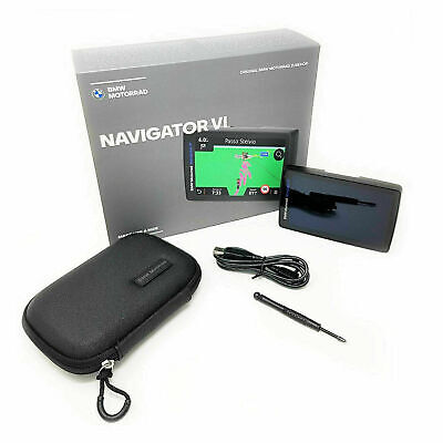 Brand New Genuine BMW Motorrad Navigator 6 VI SAT NAV 77528355994 **SAVE £153*** • 546£