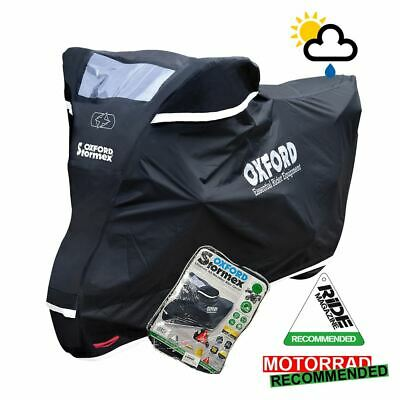 SYM JOYRIDE Oxford Stormex Waterproof Motorcycle Motorbike Bike Cover Black • 48.95£