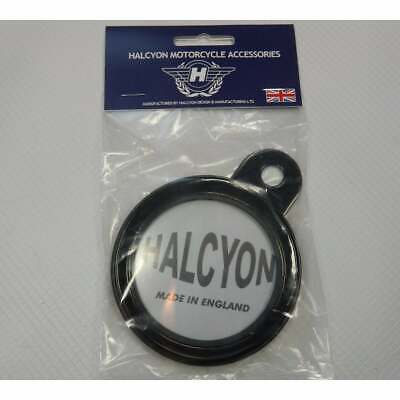 Genuine Halcyon Tax Disc Holder Black Made In England • 9.95£