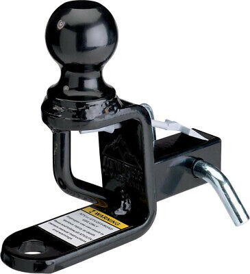 Trio Hd 1.25  Hitch With Ball Mount - Moose Utility Division • 65.58£