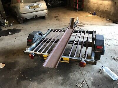 Used Motorcycle Trailers • 220£