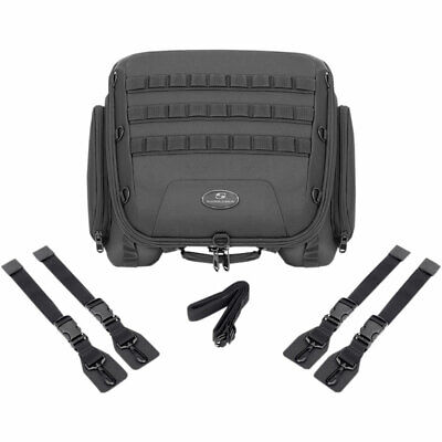 Saddlemen TS1620R Tactical Tunnel/Tail Luggage Bag - Rigid - Motorcycle Bag • 108.65£
