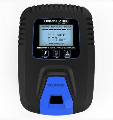 NEW Oxford  Oximiser 900 (888 Anniversary Edition) UK Battery Charger EL572 • 27.45£
