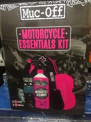 Muc Off Essentials Motorcycle Kit Gift  • 19.99£