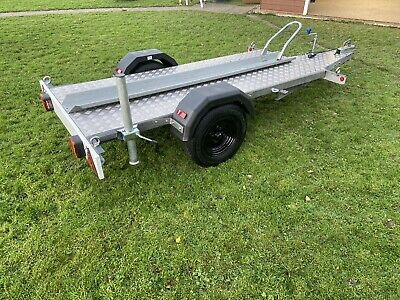Motorcycle Trailer • 495£
