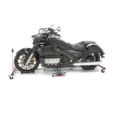 Acebikes U-Turn Moto Mover XL Dolly For Large Motorcycles Up To 450Kg • 320.43£