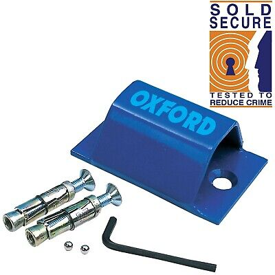 Oxford Bruteforce High Security Ground /wall Anchor • 17.99£