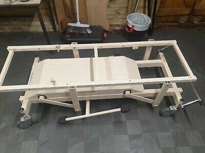 Motorcycle Hydraulic Work Bench Lift • 60£