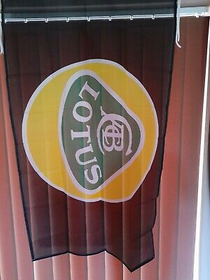 Lotus Flag/advertising, Man Cave  ,hobby ,collectors New  • 10.99£
