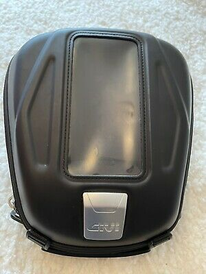 GIVI ST602 Tanklock Tank Bag 4L - Black • 40£