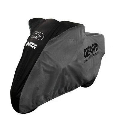 Oxford Dormex Motorbike Cover Indoor Breathable Motorcycle DUST Cover M CV402 • 24.29£