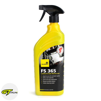 Scottoiler FS 365 Anti Corrosion Spray 1 Litre | Protect From Salt | Motorcycle • 13.64£