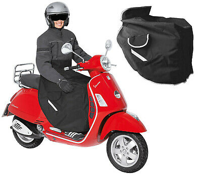 New Urban Motorcycle Scooter Fleeced Lined Water Resistant Leg Cover Apron • 19.99£