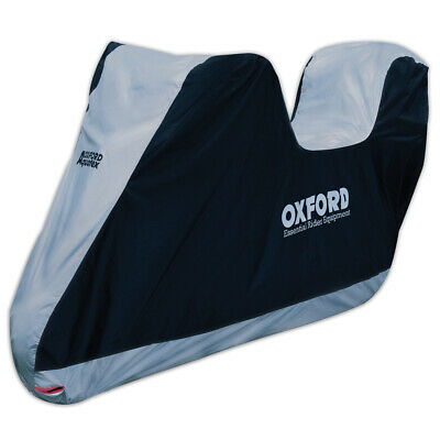 Oxford Aquatex Topbox Motorcycle Motorbike Scooter Waterproof Cover Medium CV203 • 24.95£