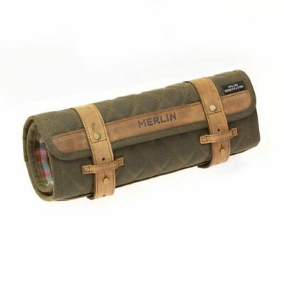 Merlin Chaplow Tool Roll (olive) • 69.99£