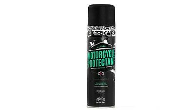 Muc-Off Motorcycle Motorbike Protectant All Over Post Wash Spray 500ml - M608 • 9.99£