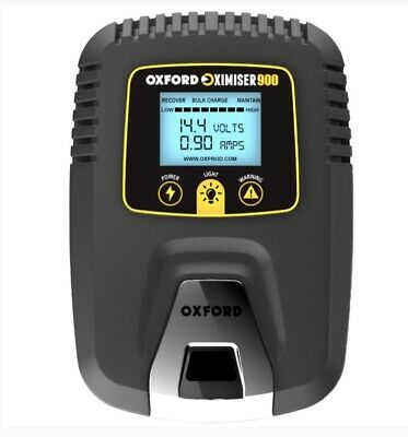 NEW Oxford Oximiser 900 Essential Battery Management Charger System EL570 • 34£