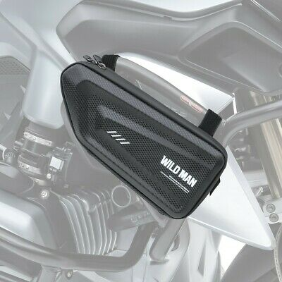 Crashbar Bag For Honda Crosstourer / Crossrunner Black K6 • 68.90£
