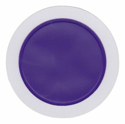 STYLARIZE® 50x Car Parking Road Tax Permit Holder Easy To Fit & Remove (Purple) • 44.95£